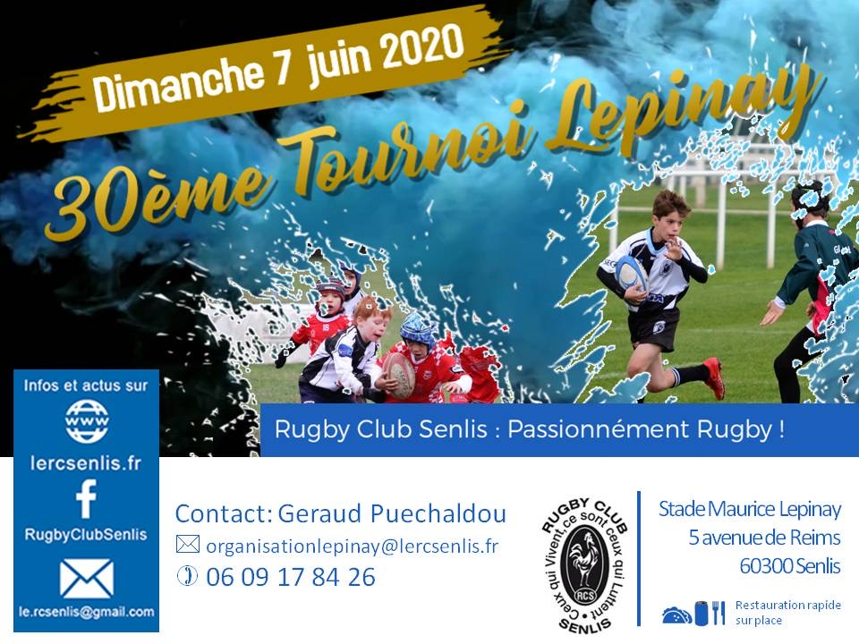 30ème Tournoi Maurice Lepinay